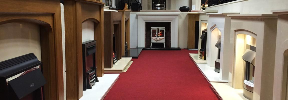 Fireplace City Showroom Redditch